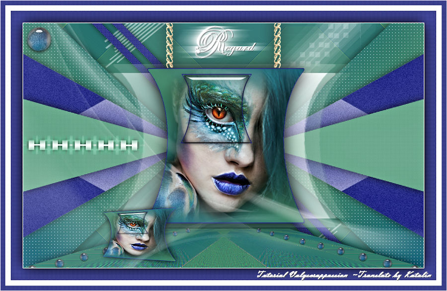 Tutorial Valy Scrap Passion ~ Regard