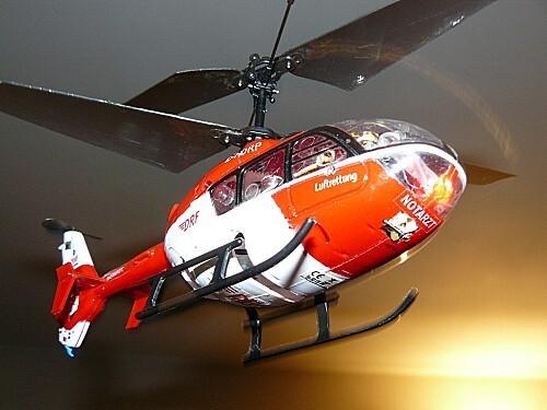 EC135 DRF - JAMARA