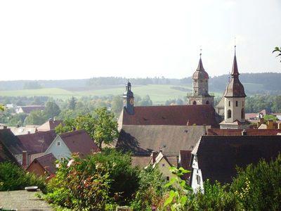 Blog de lisezmoi :Hello! Bienvenue sur mon blog!, L'Allemagne : La Bavière - Feuchtwangen -