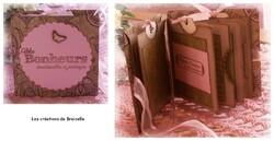 Mini album à pochettes