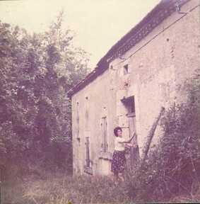 Ginette revient à La Taillerie 40 ans plus tard