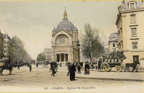 Saint-Augustin, Paris (08)