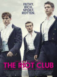 Affiche The Riot Club