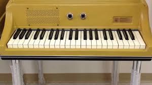 """Résultat de recherche d'images pour """"electric vintage piano"""""""