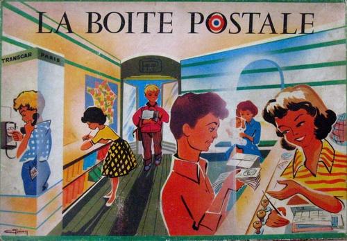 La boite postale
