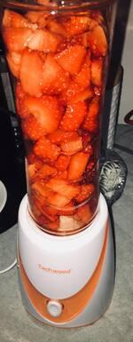 [ Recette 1 ] Soupe de fraises