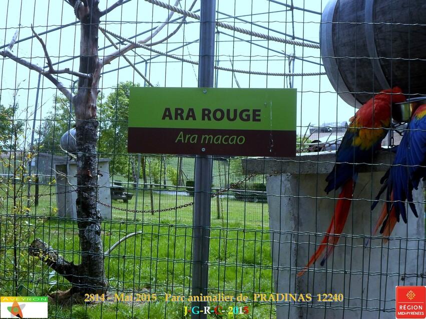 Parc animalier de PRADINAS 12   24-05-2015    4/7  D 08/04/2016