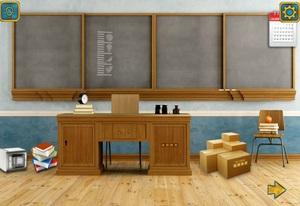 Jouer à Escape Game - Retro classroom