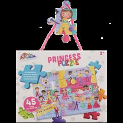 De nouveaux puzzles - 45 pièces