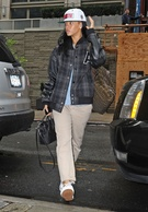 RIHANNA QUITTE LOS ANGELES POUR NEW YORK !