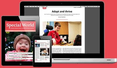 Special World  by Inclusive Technology (publication)