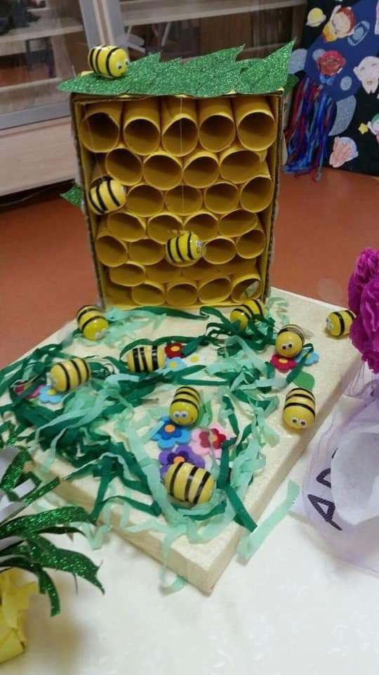 """Idée arts sur pinterest : """"autour des abeilles"""" (2)"""