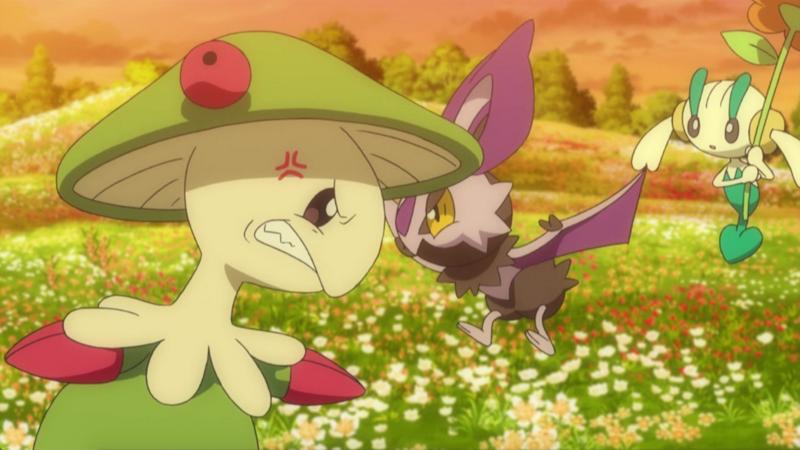 Regarder Pokémon XY&Z épisode 11 VOSTFR (Pokémon XY 103 VOSTFR)