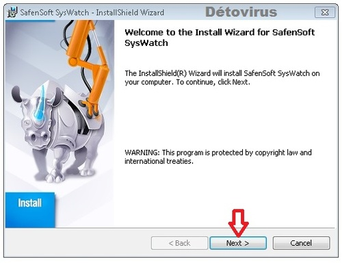 SafenSoft Syswatch Personal 3.6 - Licence 1 an gratuit