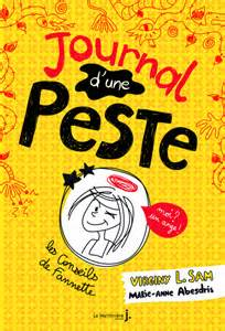 Journal d'une peste, tome 1 - Virginy L. Sam  Marie-Anne Abesdris