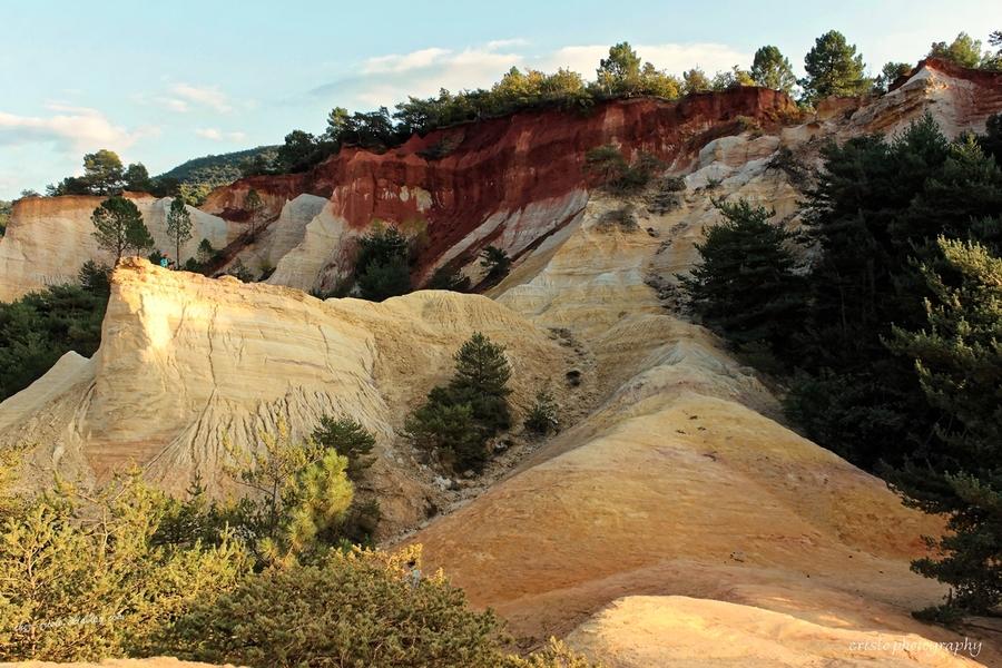 le Colorado Provençal (Rustrel)