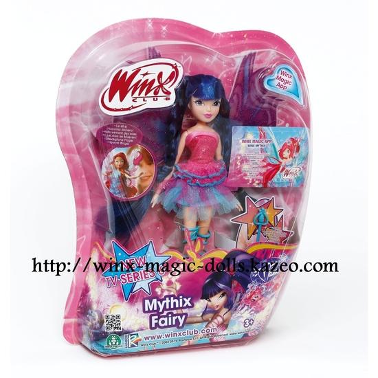 poupée Musa Mythix en boîte