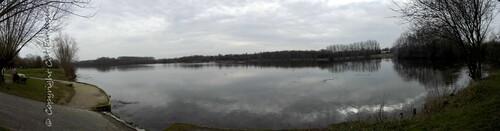 Lac du Héron côté Forest/Marque