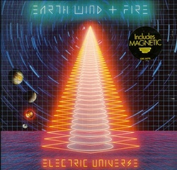 Earth Wind & Fire - Electric Universe - Complete LP