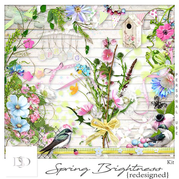 Spring Brightness Kit