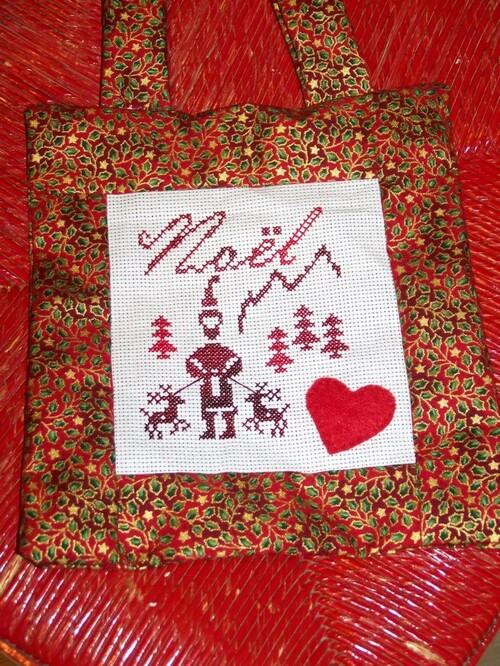 Fêter Noël en rouge