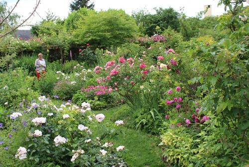 Rendez vous au jardin