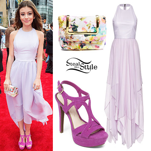 G Hannelius: 2015 Radio Disney Music Awards Outfit