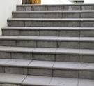 Pavage marches d'escaliers