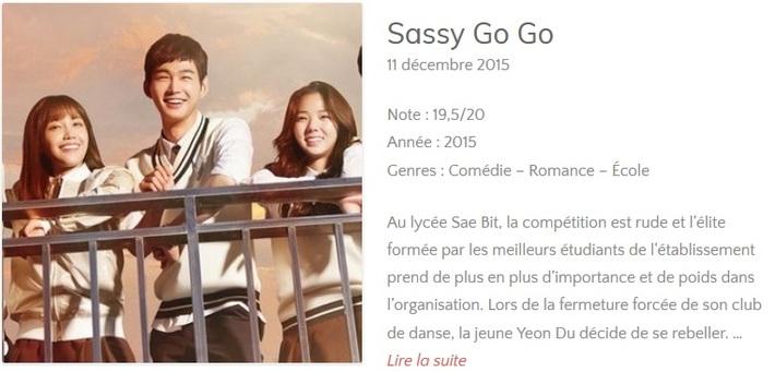 Sassy Go Go