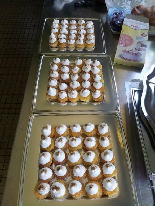 Gâteaux de baptême !