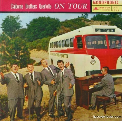 Clairbone Brothers : Répétition en plein air