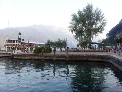 Riva Del Garda en Italie (photos)