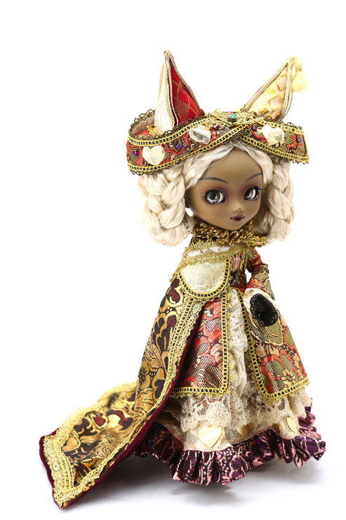 Septembre 2007 : Pullip Another Queen