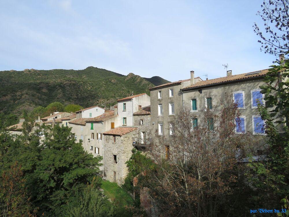 Quillan dans l'Aude -2
