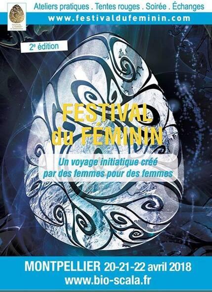"★ Animation Musicale & ""Festival du Féminin"" [Samedi 21 Avril 2018]"