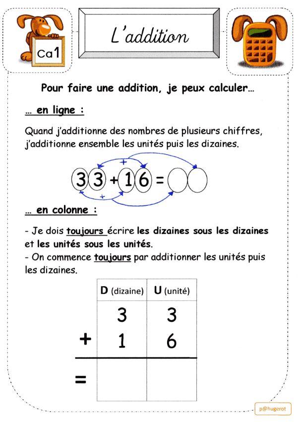 Favori Leçons CP - La classe de Lòrien HA81