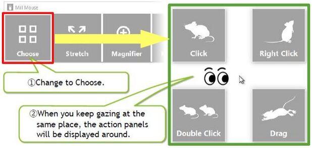 Le clavier Azerty du Contrôle visuel de Windows : deux virgules et toujours pas de lettre M !!!