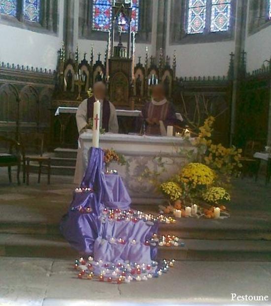 commémoration des fidèles défunts 2014