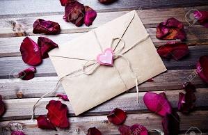 Lettres d'amour ...