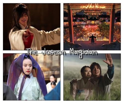 The Joseon Magician (Film coréen)