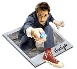Horloge Doctor Who