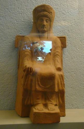 Statue d'Héra