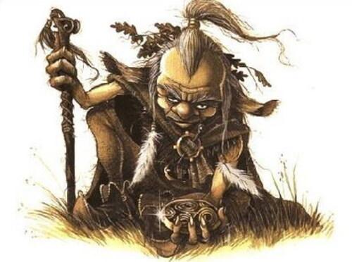 Le plus petit des Korrigans  ... !!!