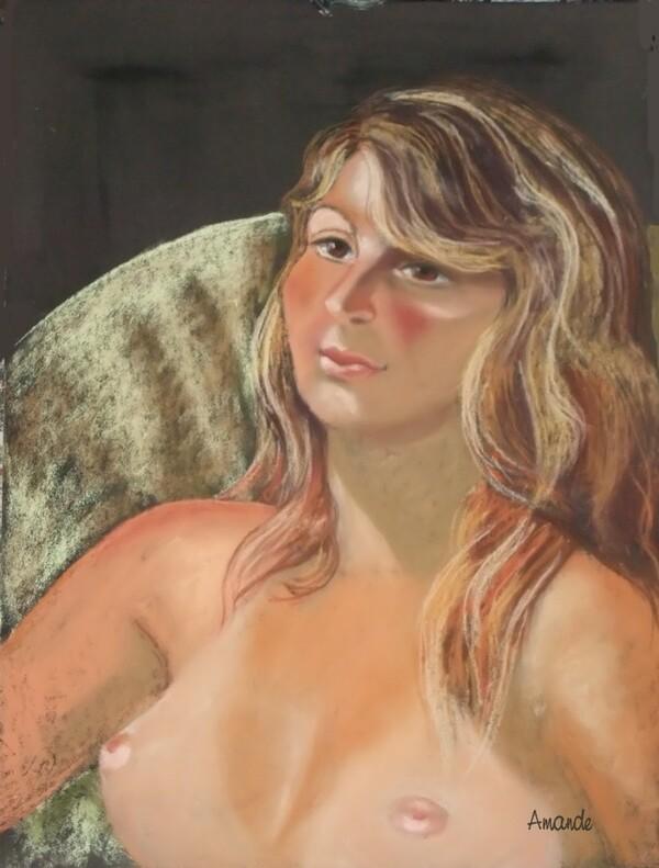 Mercredi - En séance : Jeune femme (3)