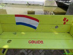 Gouda en Hollande -1