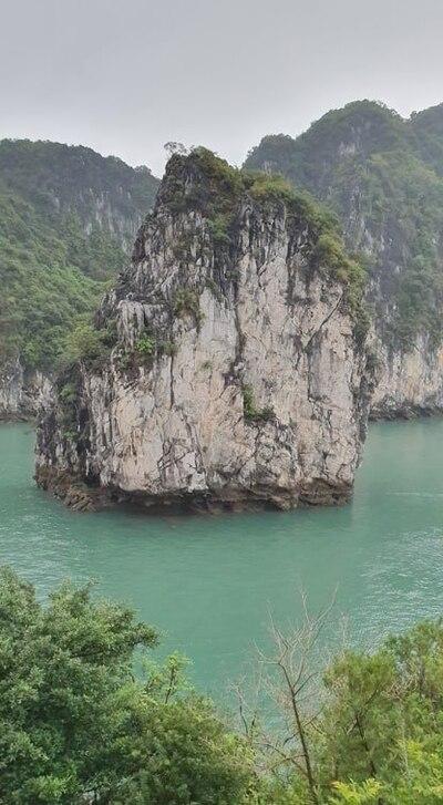 Suite du Voyage de Noces N°11 : la baie d'Halong...au Vietnam