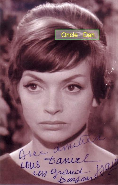 Jacqueline  Danno  :  Meurtre  en  45  tours  -  1960