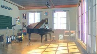 """La salle spéciale """" Guitare et basse"""""""