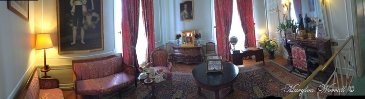 Cheverny : Le château le mieux meublé