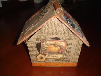 Maison de sorcière